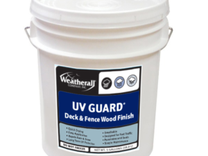 UV Guard Deck & Fence Stain