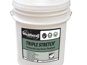 Triple Stretch Log Home Chinking