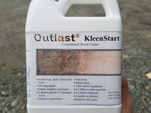 Outlast KleenStart