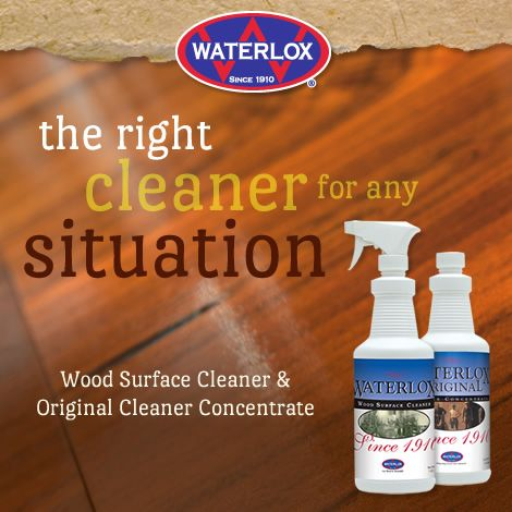 Waterlox Original Cleaner Concentrate
