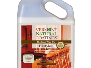 Vermont Natural Coatings Heirloom Wipe-On PolyWhey